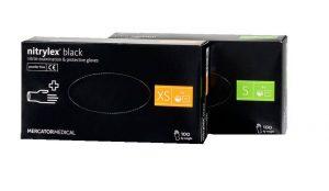 mercator medical nitrylex black