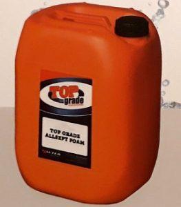 Top Grade Allsept Foam virucid fertőtlenítő konc.